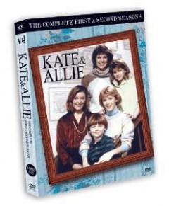 Tv Series - Kate & Allie S. 1 & 2