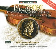 Paganini, N. - Die 6 Violinkonzerte