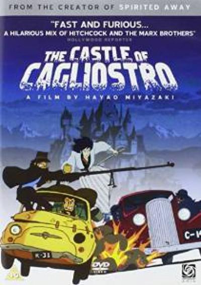 Animation - Castle Of Cagliostro