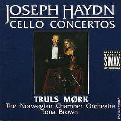 Haydn, J. - Cello Konzerte