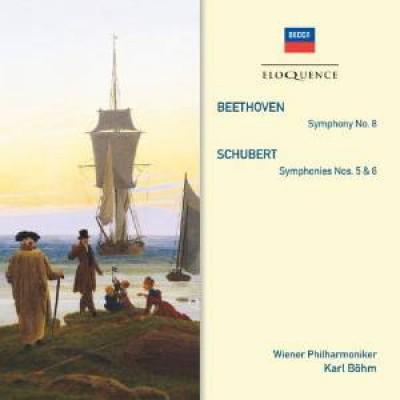 Karl Böhm - Schubert: Symphonies Nos. 5, 7 & 8; Beethoven: Symphony No. 8