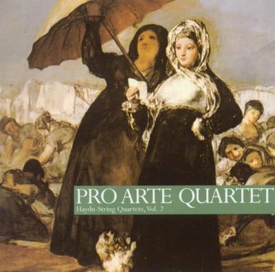 Haydn, J. - String Quartets 2
