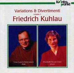 Kuhlau, F. - Variations&Divertimenti 1