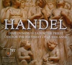 Handel, G.F. - Dixit Dominus