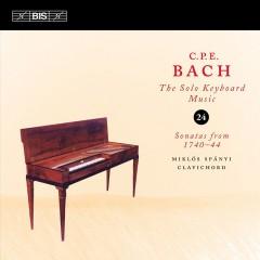 Bach, C.P.E. - Solo Keyboard Music Vol.2