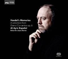Handel, G.F. - Handel's Memories:Grand C