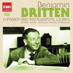 Britten, B. - Chamber &..  Ltd