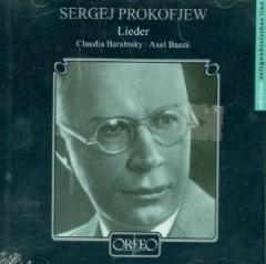Prokofiev, S. - Lieder