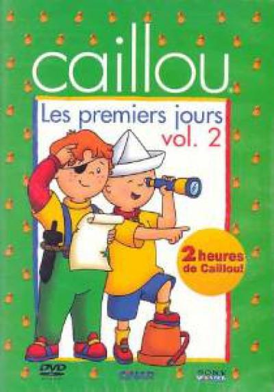 Animation - Caillou   Premiers..2