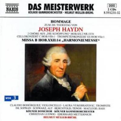 Haydn, J. - Hommage Zum 200.Todestag