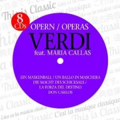 Verdi, G. - Opern Ii Operas Ii  Cr