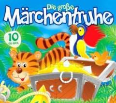 Audiobook - Die Grosse Marchentruhe