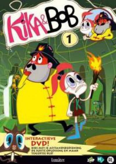 Animation - Kika & Bob 1
