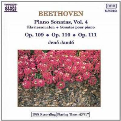 Beethoven, L. Van - Piano Sonatas 30   32