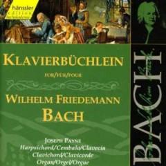 Bach, J.S. - Klavierbuchlein For Wilhe