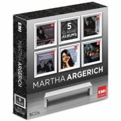 Argerich, Martha - Maretha Argerich..  Ltd