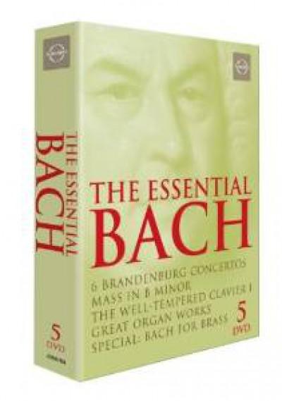 Bach, J.S. - Essential Bach