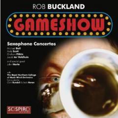 Buckland/Harle - Gameshow   Saxophone..