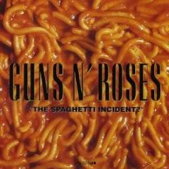 Guns N' Roses - Shm Spaghetti  Jap Card