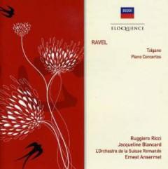 Ansermet, Ernest - Ravel: Tzigane/Pno Ctos No 1 & 2