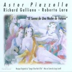 Piazzolla, Astor - El Sueno De Una Noche De