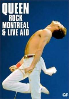 Queen - Rock Montreal/Live Aid