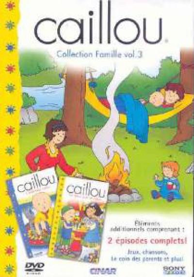 Animation - Caillou   Collection..3