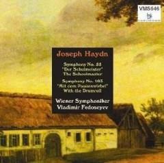 Haydn, J. - Symphonies No.55 & 103