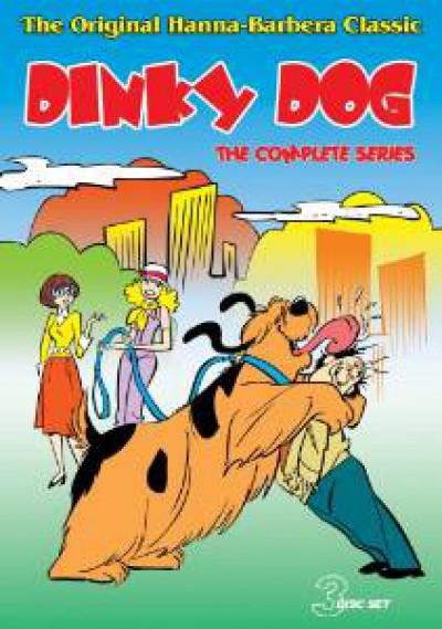 Animation - Dinky Dog