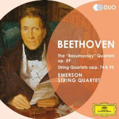 Beethoven, L. Van - Middle Quartets