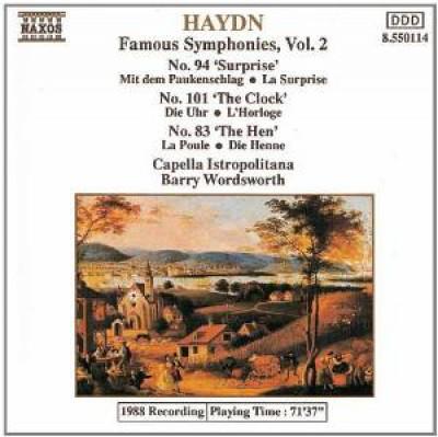 Haydn, J. - Famous Symphonies Vol.2
