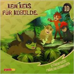 Audiobook - Kein Keks Fuer Kobolde 10