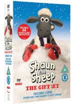 Animation - Shaun The Sheep Gift Set