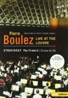 Stravinsky, I. - Pierre Boulez Live At..