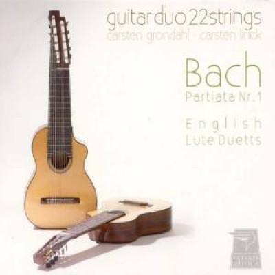 Bach, J.S. - Partita No.1 Bwv. 825
