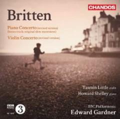 Britten, B. - Violinkonzert Op.15/Klavi