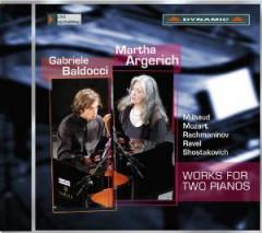 Garrett, David - Musik Fuer Zwei Klaviere