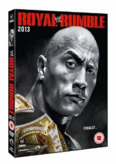 Sports - Wwe   Royal Rumble 2013