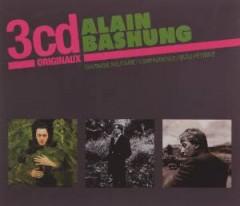 Bashung, Alain - 3 Cd Originaux