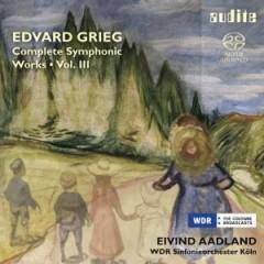 Grieg, E. H. - Die Sinfonischen Werke 3
