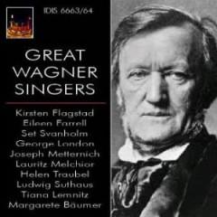 Wagner, R. - Grosse Wagner Saenger
