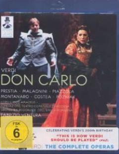 Verdi, G. - Don Carlos