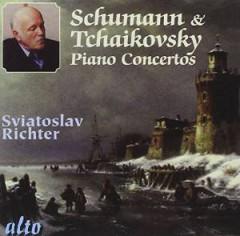Schumann & Tschaikowsky - Piano Concertos