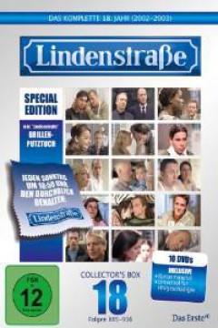 Tv Series - Lindenstrasse Vol.18 Ltd