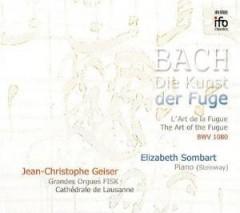 Bach, J.S. - Die Kunst Der Fuge Bwv108