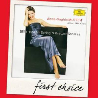Beethoven, L. Van - Violin Sonatas Spring & K