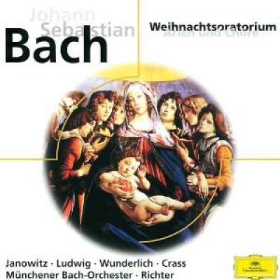 Bach, J.S. - Weihnachtsoratorium Arien