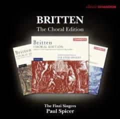Britten, B. - Chorwerke