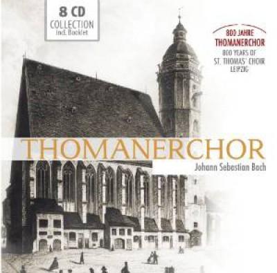 Bach, J.S. - Thomanerchor