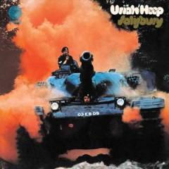 Uriah Heep - Salisbury  Jap Card